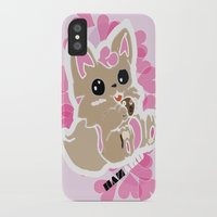 cookie iPhone & iPod Cases featuring Cookie! by gdChiarts