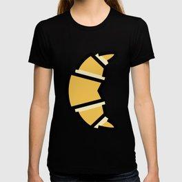 Croissant Super Cute Gift Idea T-shirt