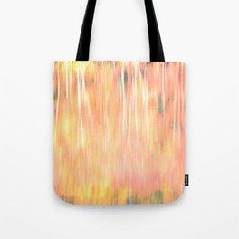 Blur of Autumn Tote Bag