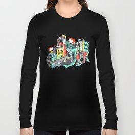 Next Stop Long Sleeve T-shirt