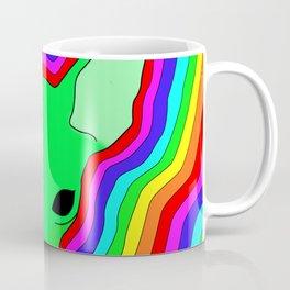 """Hypnosphynx"", by Brock Springstead Coffee Mug"