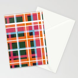 Geometric Shape 05 Stationery Cards