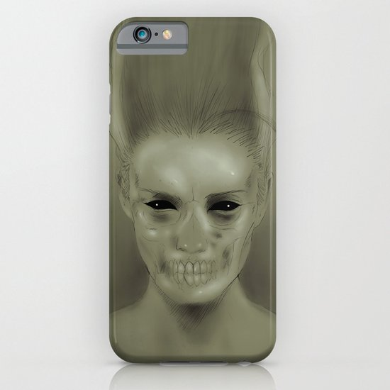 Bride Of Frankenstein iPhone & iPod Case
