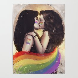 Marlana Pride Poster