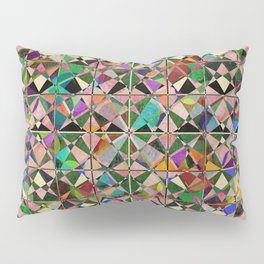 Geo Mosaic Pillow Sham
