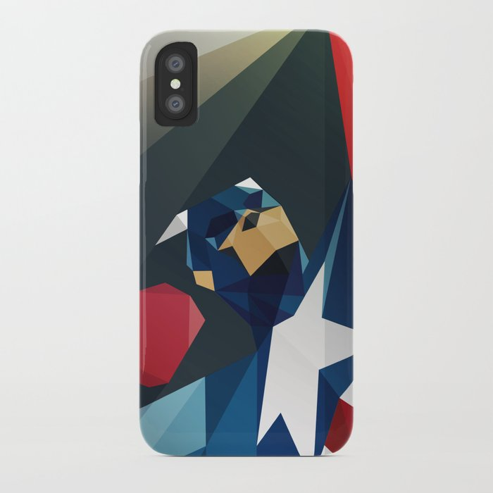 Front Man iPhone Case