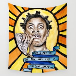 Crazy Eyes: Orange is the New Black Wall Tapestry
