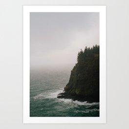 Oregon Coast: IV // Oregon Art Print