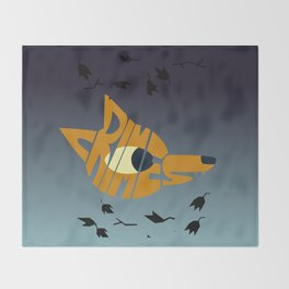 Gregg - NITW Throw Blanket