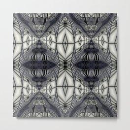 Black Rum & Diamonds Metal Print
