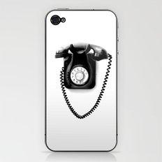 Telephone iPhone & iPod Skin