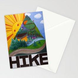 HIKE Stationery Cards