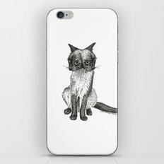 Siamese Siamese  iPhone & iPod Skin