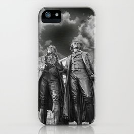 The poet iPhone Case