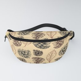 Autumn Pattern Fanny Pack