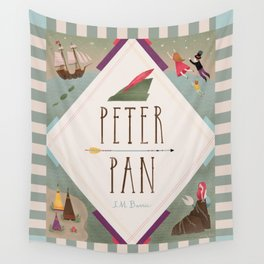 Peter Pan Wall Tapestry
