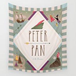 Peter Pan Wall Tapestry