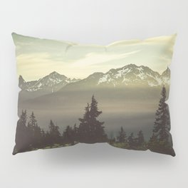 Morning in the Mountains Pillow Sham