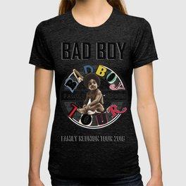 BAD BOY FAMILY REUNION TOUR 2016 T-shirt