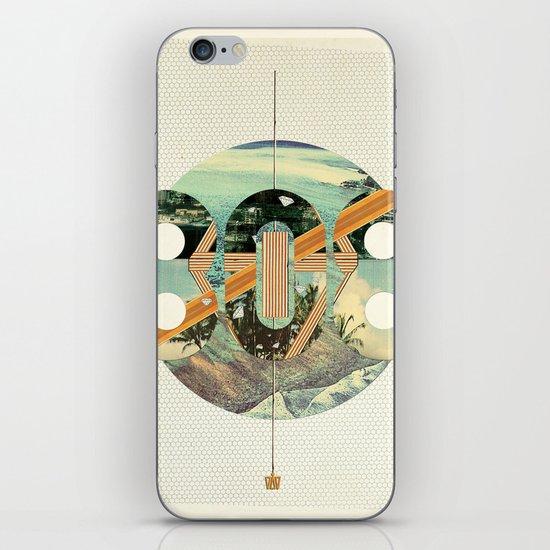 808 State iPhone & iPod Skin