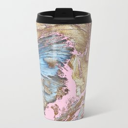 Woody Pink Travel Mug