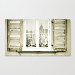 This Reminds Me Of Home (2) Canvas Print