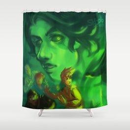 Ninjago - Ghosts Shower Curtain