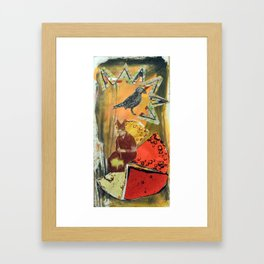 Meditations Framed Art Print