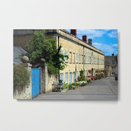 Tontine Buildings on Cecily St - Study I Metal Print
