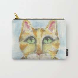 Whisper the Cat Carry-All Pouch