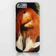 Fox Folk Slim Case iPhone 6s