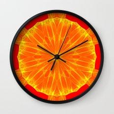 Kaleidoscope 'RK1 SQ' Wall Clock