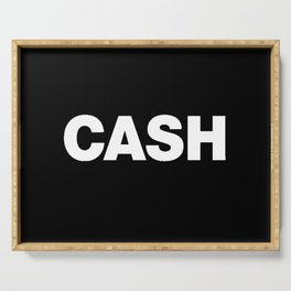 Cash Serving Tray