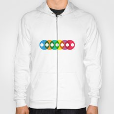 Geometric bubbles Hoody