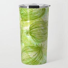 Verde que te quiero Verde Travel Mug