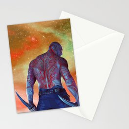 Drax the Destroyer | Guardians of the Galaxy Stationery Cards