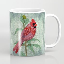 Virginia Cardinal Coffee Mug