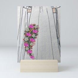 Here Comes the Bride Mini Art Print