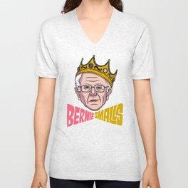 Bernie Smalls Unisex V-Neck