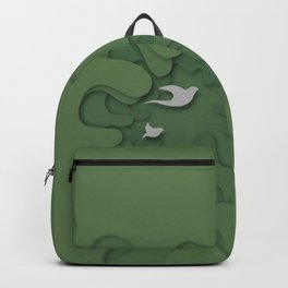 Splash of Nature Backpack