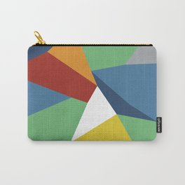 Abstraction Zoom Carry-All Pouch