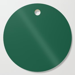 Simply Forest Green Cutting Board