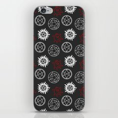 Symbols Pattern iPhone & iPod Skin