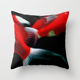 Fin Throw Pillow