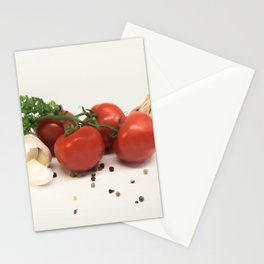 Cuisine italienne Stationery Cards