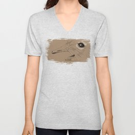 Take A Closer Look At That Snout! Unisex V-Neck