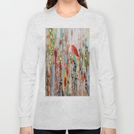 la vie comme un passage Long Sleeve T-shirt