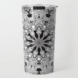 MANDALA #10 Travel Mug