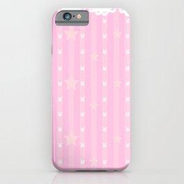 Kawaii Pink iPhone Case