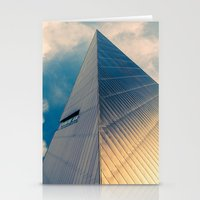 pyramid Stationery Cards featuring Pyramid by Cameron Booth